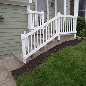 Concrete Stairs Repair Services For Homes